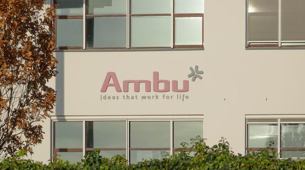 Amerikanske læger om Ambus væksthåb: Det skal gennemtestes inden vi vil bruge det