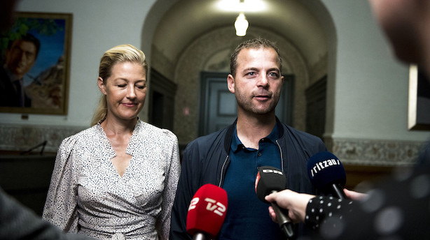 Morten Østergaard sætter partifælle på plads - og udpeger økonomi som den store knast i forhandlinger