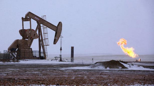 Aktieluk i USA: Endnu en lukkerekord trods kursfald til flere energiaktier