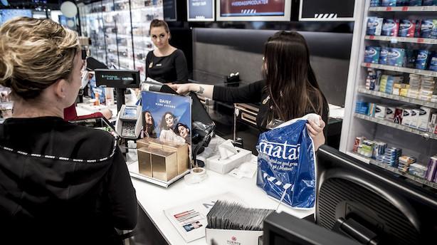 Matas' netsalg boomer: Omsætningen stiger - men indtjeningen dykker