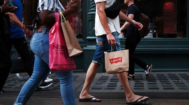 Sydbank-analytiker om amerikansk detailtal: Forbrugerne holder gang i økonomien