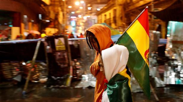 Afgående præsident Morales: Boliviansk politi vil anholde mig