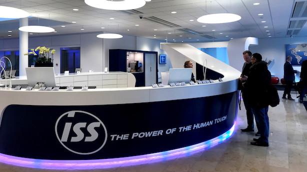 ISS: Amerikansk investeringsselskab øger shortposition