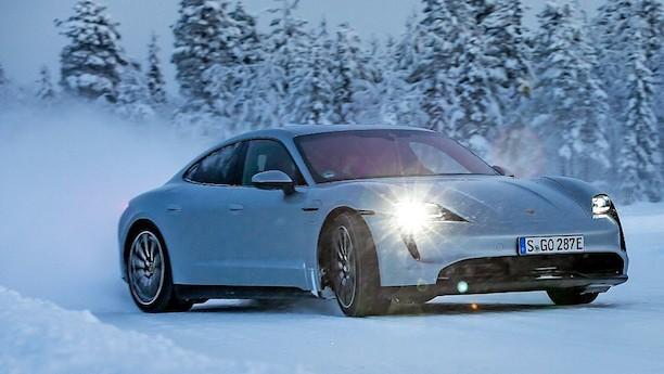 Test: Den billigste Porsche Taycan er et genialt køb til en million kroner