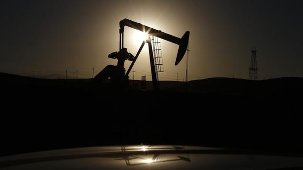 Olien i bemærkelsesværdig vending