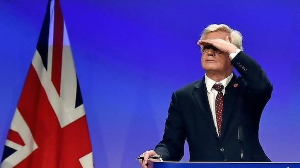 EU giver briterne to uger til at afklare brexit-positioner