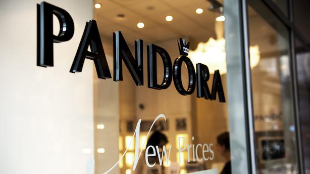 Storbanker ændrer holdning til Pandora: Her er de nye kursmål