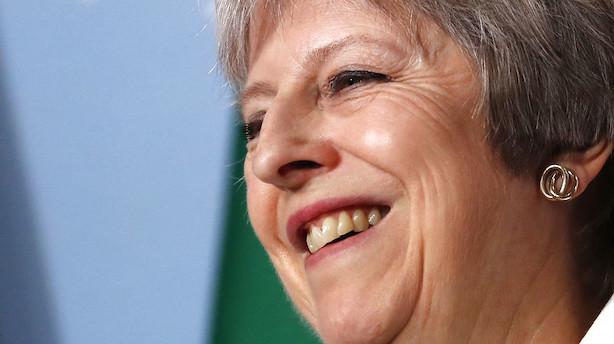 May undgår at parlament får fuld vetoret over EU-skilsmisse