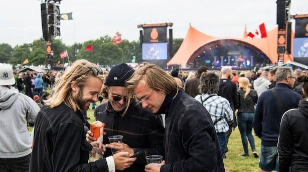 Telegigant Tester Super Teknologi På Roskilde Det Er Den Store