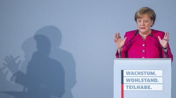 Valutafonden skærer vækstudsigter for Tysklands økonomi