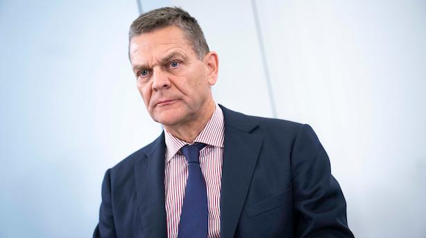 Ole Andersen om formandspost: Når arbejdet er færdigt, har jeg lov til at gå