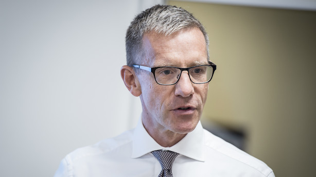 """ATP-formand bakker op om udskældt direktør: """"Bestyrelsen har fuld tillid til Christian Hyldahl"""""""