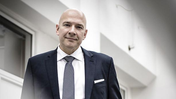 Topchef i Danske Bank vil også have IT på banen i styrket hvidvask-sats