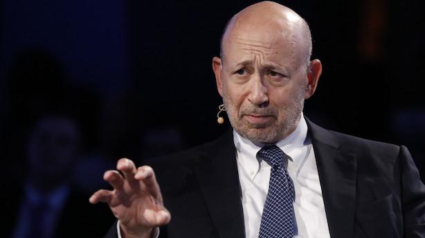 Tidligere Goldman Sachs-topchef støtter Trumps toldpres: At sige, at det skader os, misser pointen - Kina mister mere