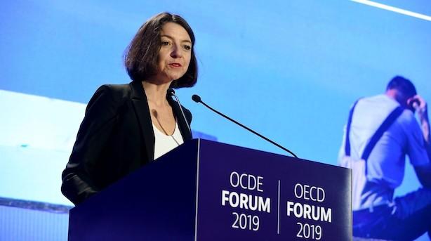OECD giver det globale vækstskøn endnu et nøk ned - og handelskrigen kan skære endnu mere af væksten