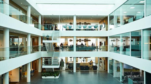 Investering på 1 mia kr og udflytning af 750 ansatte til nyt Novozymes-forskningscenter skal skrue op for effektivitet i forskning