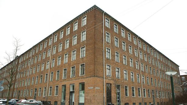 Bostad indgår låneaftale med storaktionær