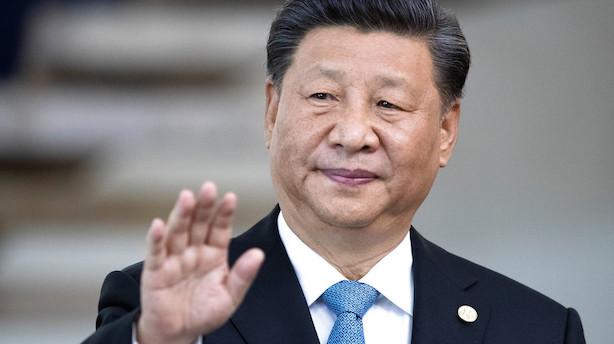 Xi Jinping: Vi har prøvet at undgå en handelskrig – og vi vil arbejde for en delaftale med USA