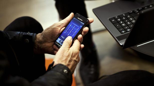 Ekspert: Virksomheder er også i farezonen og bør sikre sig mod mobilaflytning