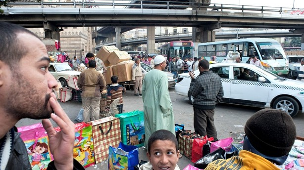 Trafikken dræber i Egypten