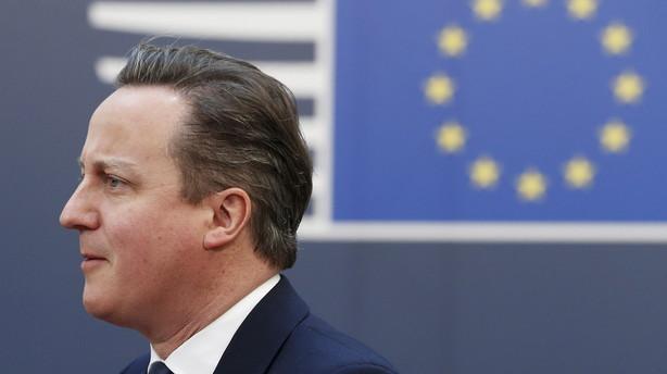 Drama er slut: Cameron får historisk EU-aftale på plads i Bruxelles