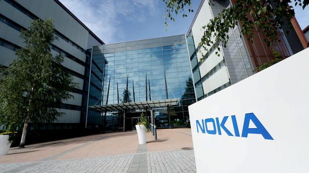 Nokia satser en milliard kroner på franske fristelser