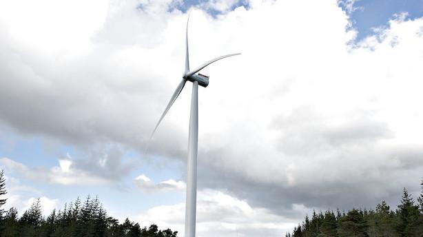 Vestas får forlænget serviceaftale i canadisk vindpark