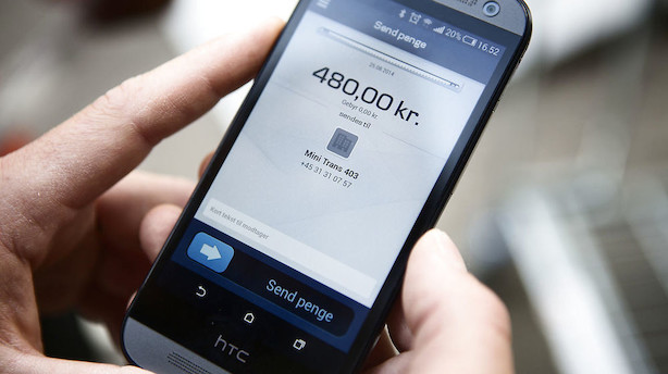 Mobilepay gav ekstraarbejde til Danske Banks it-afdeling