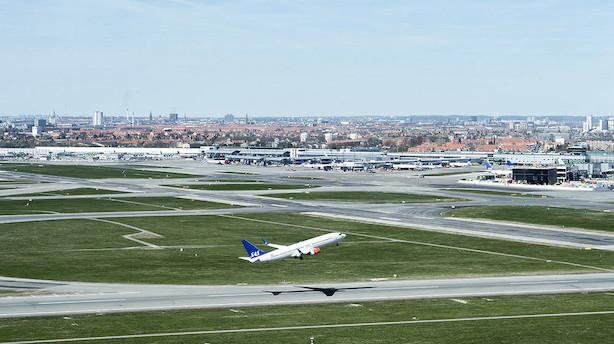 Aktier: SAS og Københavns Lufthavne letter fra start