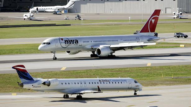 Luftfart i fokus på amerikansk marked i rekordhumør