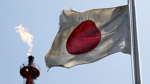 Japan mangler arbejdskraft