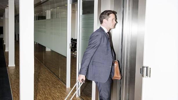 Finanstilsynet mister endnu en vicedirektør: Går til Forsikring og Pension