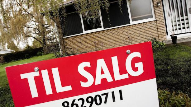 Efter finanskrisen: Her har husejerne tabt flest penge