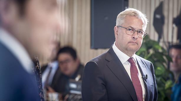 Mærsk gør comeback på opblødt handelskonflikt: Brøndby får massive tæsk