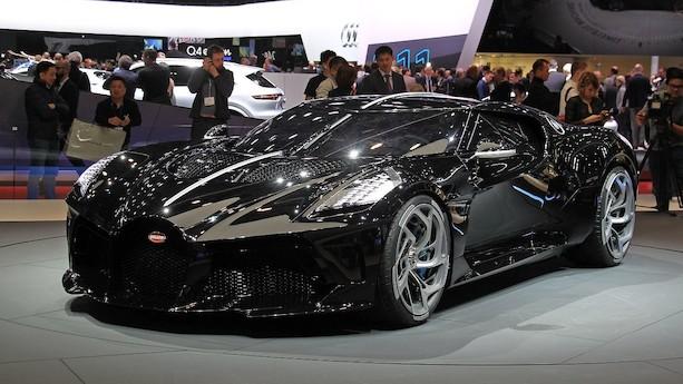 Bugatti bygger verdens dyreste nye bil nogensinde til en kunde