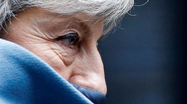 Valuta: Pund i fokus efter brexit-afstemning