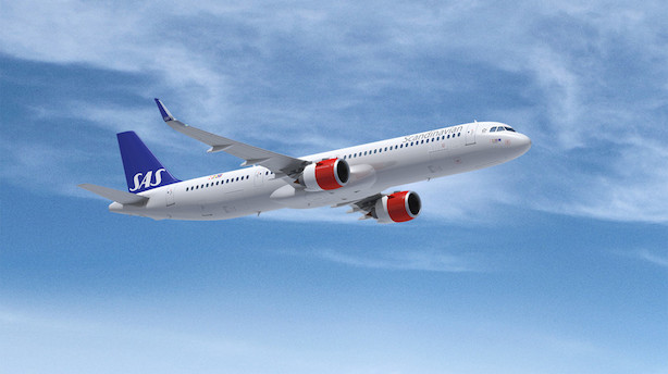 SAS flytter Los Angeles-rute fra Stockholm til København