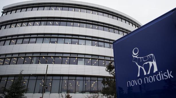 Før markedet åbner: Novo i fokus efter konkurrentnyt på ventet stille dag
