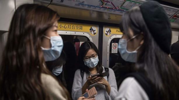 Overlæge maner til virusro: Ingen smittespredning i andre lande