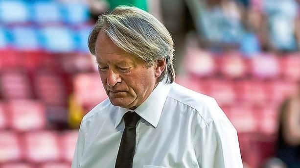 FCK-boss freder træneren - indtil videre