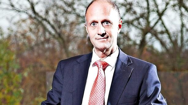 ALK-direktør fratræder øjeblikkeligt