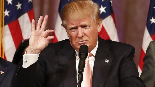USA-kender: Trump vinder v�lgere p� modvilje mod frihandel