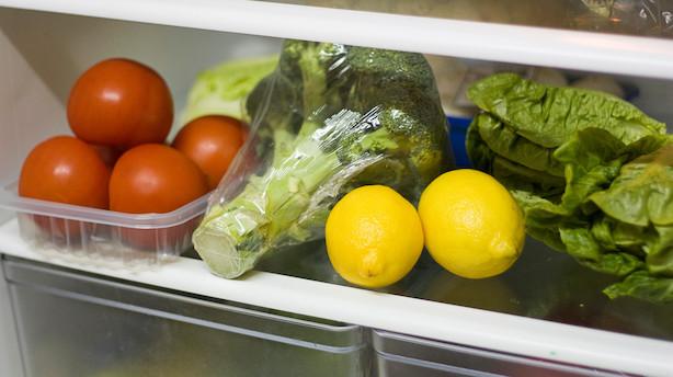 Krævende løbetræning slutter i køleskabet