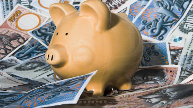 Forsikrings- og pensionsansatte får lønstigning på  5,8 pct.