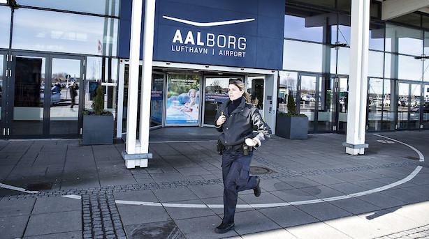 Lufthavn og sygehus advarer bilister om løsnede hjulbolte