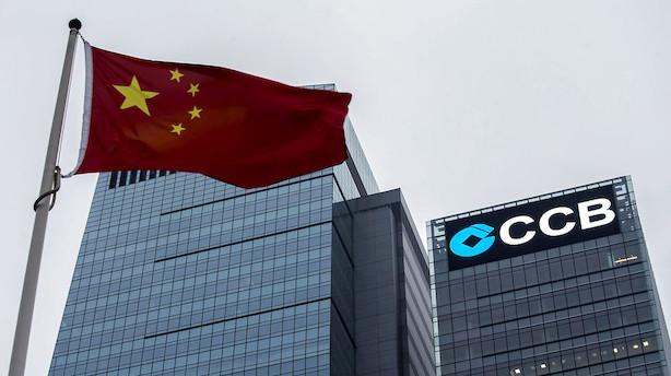 Kinesiske myndigheder kræver reduceret afkast af investeringer