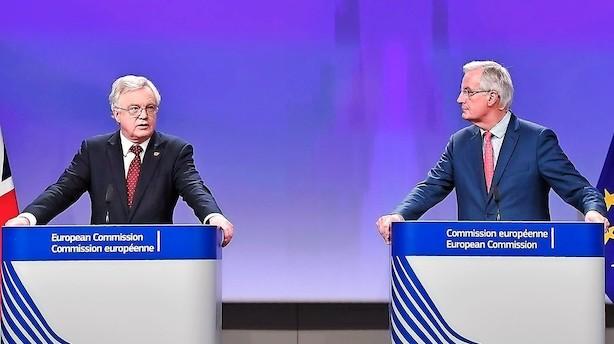 To uger til klarhed: Her er tidsplanen for briternes vej ud af EU