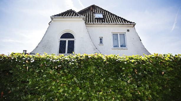 Danske boligejere kan sende kindkys til udenlandske investorer