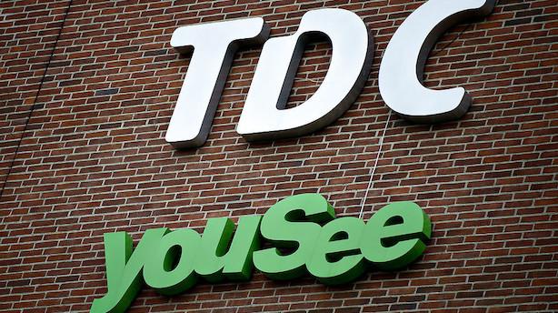 TDC danner ny stor forretningsenhed med 500 ansatte: Skal styrke digital transformation