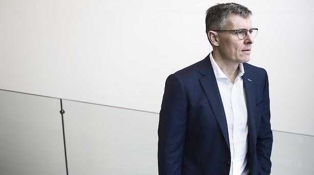 Dagrofa fyrer topchef Per Thau - bestyrelsesformand Jesper Lok tager over